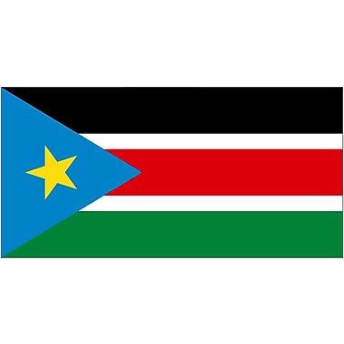 International Flag - South Sudan