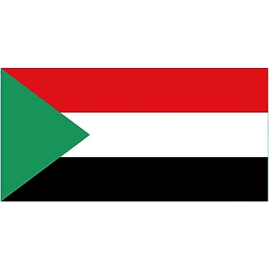 International Flag, Sudan, 36