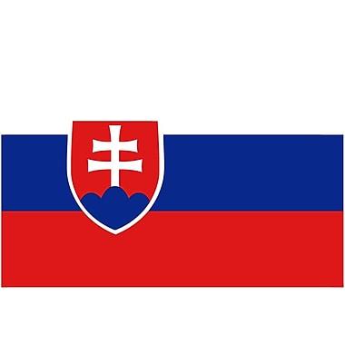 International Flag, Slovakia, 4