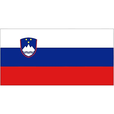 International Flag, Slovenia, 36