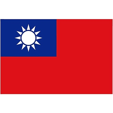International Flag, Taiwan, 4