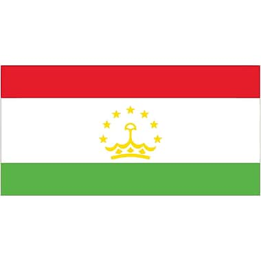 International Flag - Tajikistan