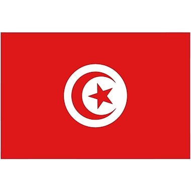 International Flag - Tunisia