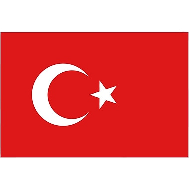 International Flag, Turkey, 36