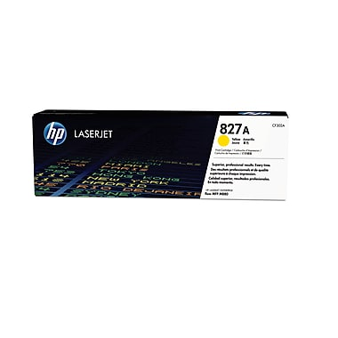 HP 827A (CF302A) Yellow Original LaserJet Toner Cartridge