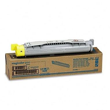 Konica Minolta Cyan Toner Cartridge, High Yield (1710490-002)