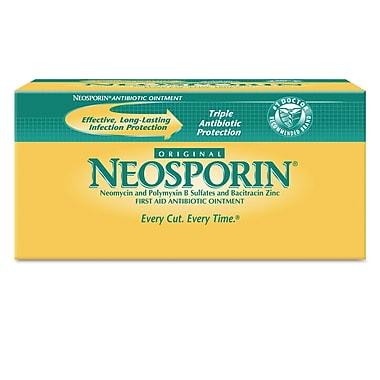 Medline Neosporin 512376900 Original First Aid Antibiotic Ointment 0.031 oz. 144/Box