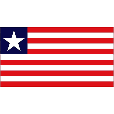 International Flag, Liberia, 4