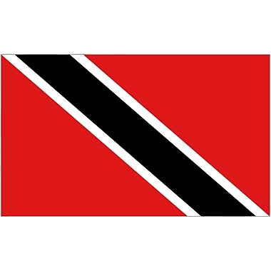 International Flag, Trinidad & Tobago, 36