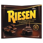 Riesen® 9 oz. 48% Cocoa Chewy Chocolate Caramel Candy