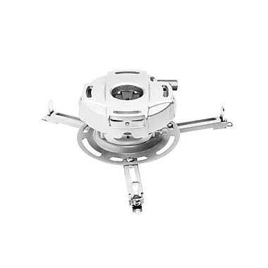 Peerless-AV® PRGS-UNV Ceiling Mount For Projector, White