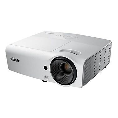 Vivitek D557WH WXGA DLP Projector, White