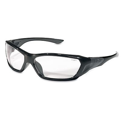 Crews ForceFlex Safety Glasses Safety Glasses Clear Lens