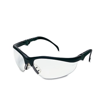Crews Klondike Plus Safety Glasses Safety Glasses Clear Anti-Fog Lens