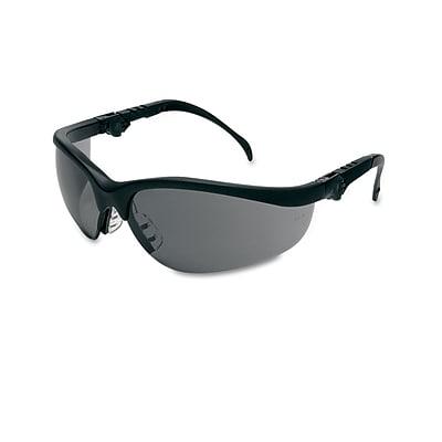 Crews Klondike Plus Safety Glasses Safety Glasses Gray Anti-Fog Lens