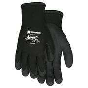 Memphis™ Crews Ninja® Ice Acrylic Terry Lining HPT Coated Gloves, Black, Large