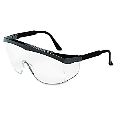 MCR Safety® Stratos® Safety Glasses, Clear