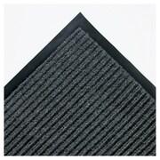 "Crown Needle Rib Wipe And Scrape Mat Polypropylene 36"" X 60"" Gray"