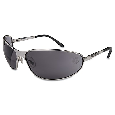 Harley-Davidson® HD 500 Safety Glasses, Gray