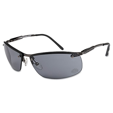 Harley-Davidson® HD 700 Dual Lens Safety Glasses, Gray