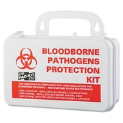 Pac-Kit Blood borne Pathogens Protection, Plastic Kit
