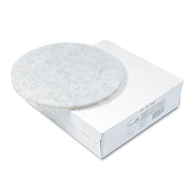 """""Premiere Pads 20"""""""" Ultra High-Speed Hair Floor Pad, Natural"""""" 169107"