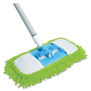 Quickie Microfiber Dust Mop Green