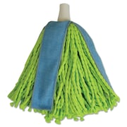 Quickie Lysol Cone Mop Supreme Refill Green / Blue