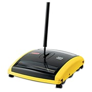Rubbermaid Commercial Brushless Mechanical Sweeper Black/Yellow
