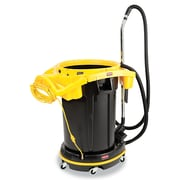 Rubbermaid Commercial DVAC Straight Suction Model Vacuum Cleaner Deluxe Rim Caddy