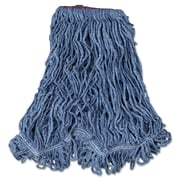 Rubbermaid Commercial Super Stitch Blend Mop Head Blue