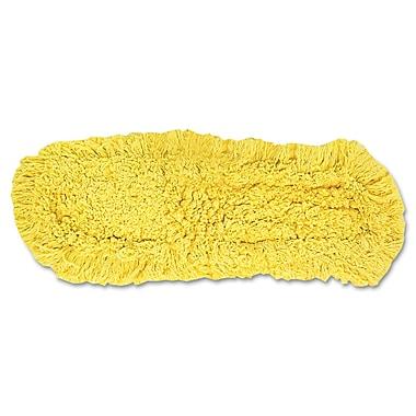 Rubbermaid Commercial Trapper Dust Mop Head Yellow