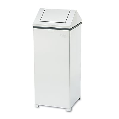 Rubbermaid Commercial Wastemaster Receptacle 16 Gal