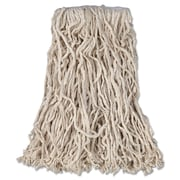 Rubbermaid Commercial Non-Launderable Economy Cut-End Cotton Wet Mop Heads