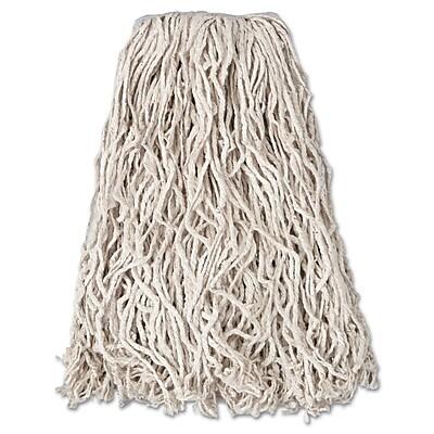 Rubbermaid Commercial Wet Mop Head White