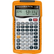 Calculated Industries - Calculatrice à main trigonométrique Construction Master Pro 4080