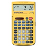 Calculated Industries - Calculatrice de devis Material Estimator™ 4019