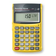 Calculated Industries - Calculatrice métrique ProjectCalc Plus MX 8528