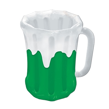 Beistle Inflatable Beer Mug Cooler, 18