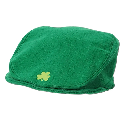 Beistle St Pat's Cap, One Size, Green