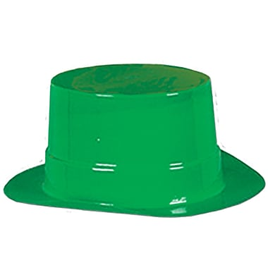 Beistle Miniature Green Plastic Topper, 4 3/4