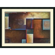 "Amanti Art Mari Giddings ""Satori I"" Framed Art, 29"" x 39"""