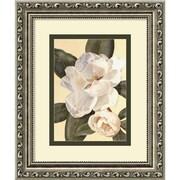 "Amanti Art Waltraud Fuchs Von Schwarzbek ""Morning Magnolia"" Framed Print Art, 11.88"" x 9.88"""