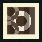 """Amanti Art Denise Duplock """"Cibonne"""" Framed Art, 18"""" x 18"""""""