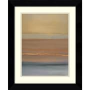 "Amanti Art Nancy Ortenstone ""Quiet Light II"" Framed Art, 22.62"" x 18.62"""