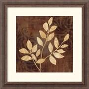 "Amanti Art NBL Studio ""Leave It Natural II"" Framed Print Art, 18 1/4"" x 18 1/4"""