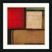 "Amanti Art Candice Alford ""Yield"" Framed Art, 22"" x 22"""