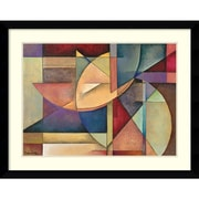 "Amanti Art Marlene Healey ""Sections of My Destiny"" Framed Art, 30.62"" x 38.62"""