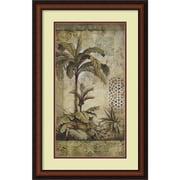 "Amanti Art John Douglas ""Patrick II"" Framed Print Art, 31"" x 20"""