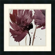 "Amanti Art Natasha Barnes ""Room For More II"" Framed Print Art, 18"" x 18"""